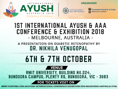 1st International Ayush & AAA Conference & Exhibition 2018