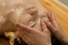 facemassage