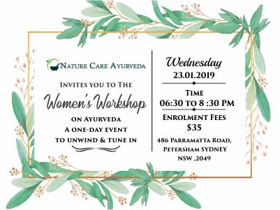 Women's workshop